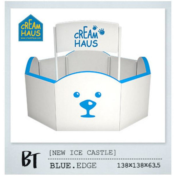 Creamhaus New Ice Castle BT (Blue Edge) - CASH & CARRY ONLY