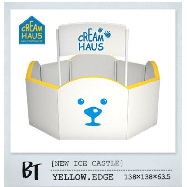 Creamhaus New Ice Castle BT (Yellow Edge)