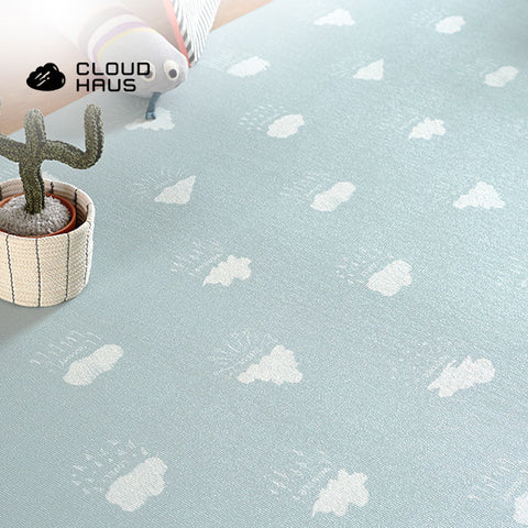 Creamhaus Design - Cloud Diary Blue (M 185x140x1.4)