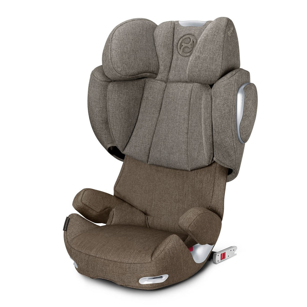 Cybex Solution Q3-Fix Plus - Cashmere Beige