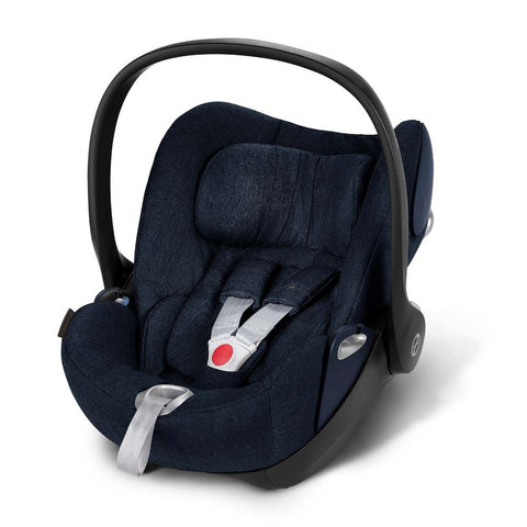 Cybex Cloud Q Plus - Midnight Blue Navy (Infant)