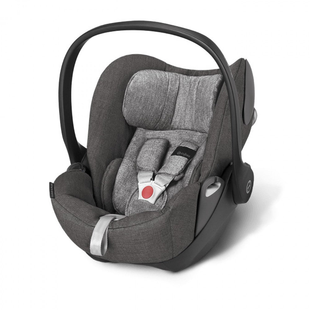 Cybex Cloud Q Plus - Manhattan Grey (Infant)