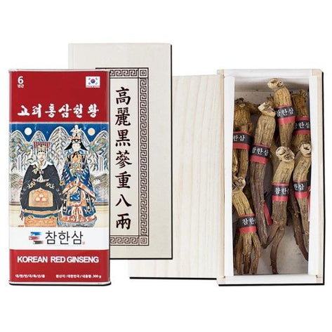Chamhansam Whole Korean Red Ginseng (300g)