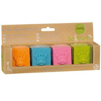 Development Toy - Sophie The Giraffe So'Pure Organic Cubes (Development Toy)