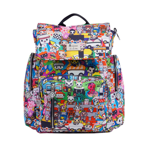 Diaper Bag - Jujube Be Sporty - Sushi Cars