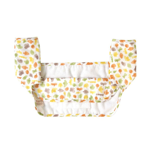 Drool Pad - Hoppetta Baby Carrier Surround Pad - Polka March