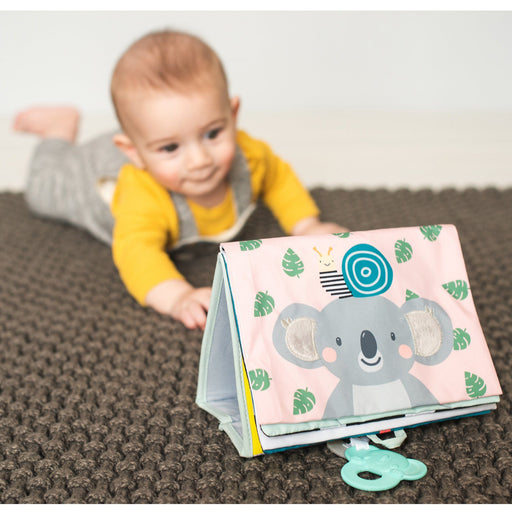 Easier Development - Taf Toys Tummy Time Book