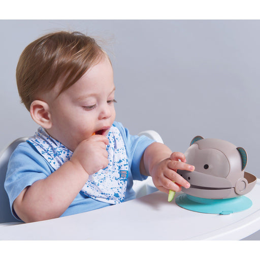 Easier Meals - Taf Toys Mealtime Monkey- Hide And Eat