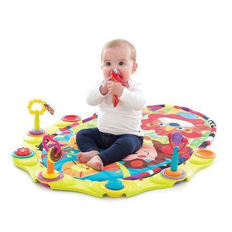 Playgro Connectablez Flexible Fun Gym - Little Baby Singapore - 2