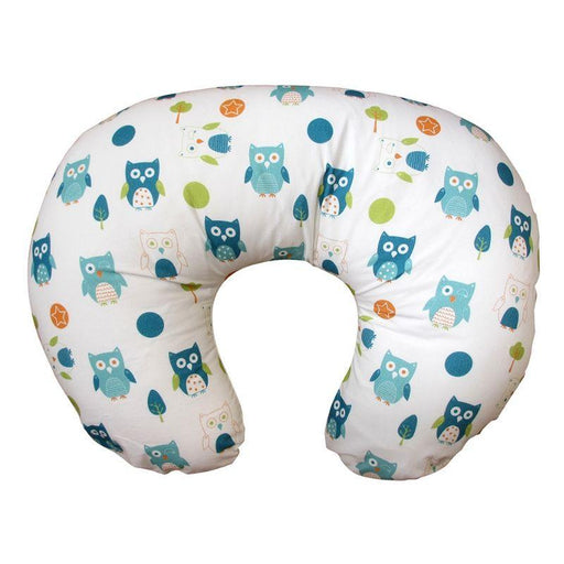 Feeding Pillow - Dreamgenii BreastFeeding Donut Pillow (Woodland Owls)