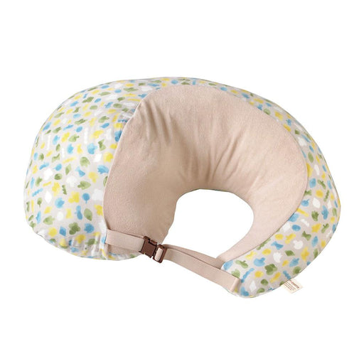 Feeding Pillow - Hoppetta Breast Feeding Pillow - Polka Green