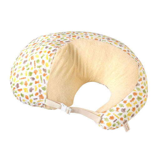 Feeding Pillow - Hoppetta Breast Feeding Pillow - Polka Yellow