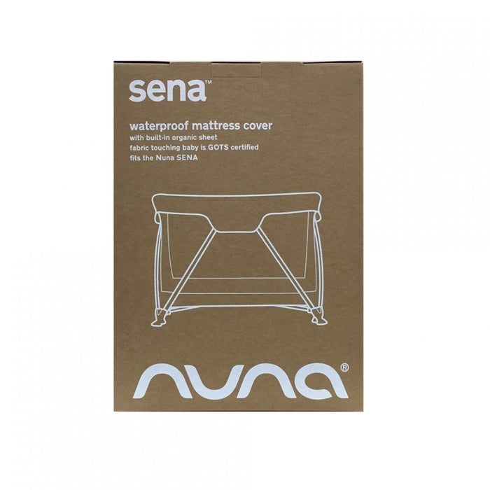 Fitted Sheet - Nuna SENA™ Waterproof Mattress Cover