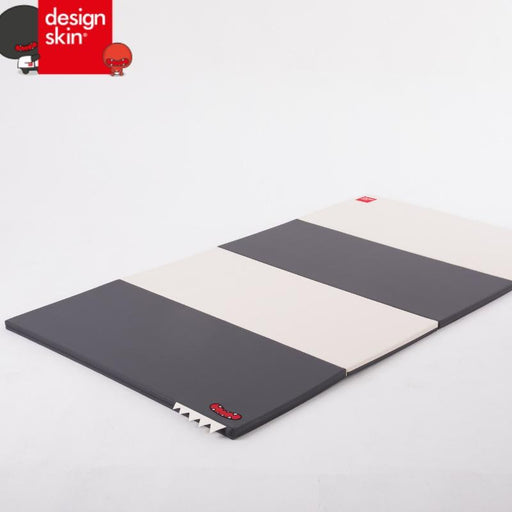 Folder Mat - Designskin Dual Chic Candy Mat - Charcoal White