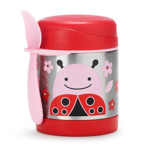 Food Jar - Skip Hop Zoo Insulated Food Jar - Ladybug