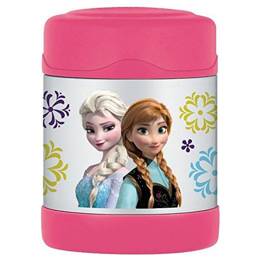 Food Jar - Thermos Funtainer 10 Ounce Food Jar - Frozen Pink