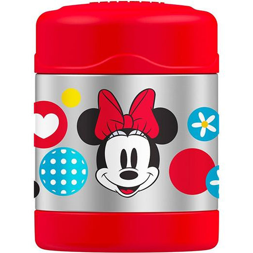 Food Jar - Thermos Funtainer 10 Ounce Food Jar - Minnie Mouse