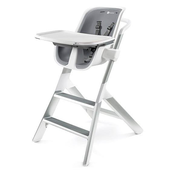 4Moms High Chair - Grey/White - Little Baby Singapore - 2