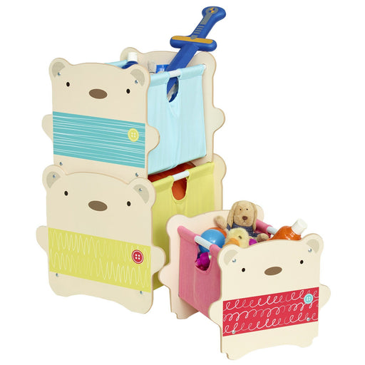 Furniture - Worlds Apart - Hello Home Bear Hug Stack Storage