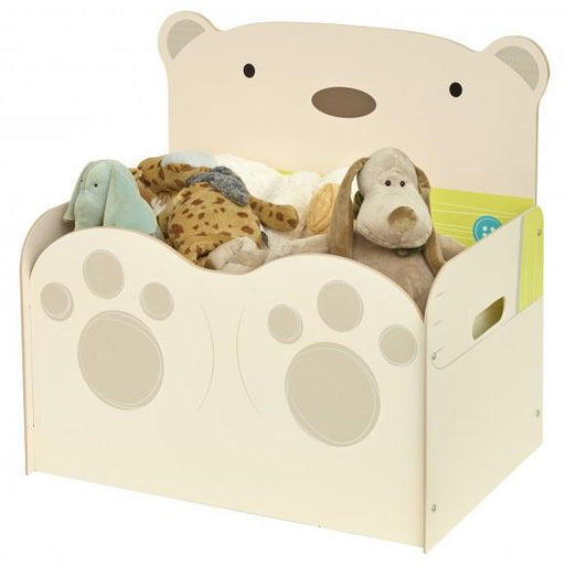 Furniture - Worlds Apart - Hello Home Bear Hug Toy Box