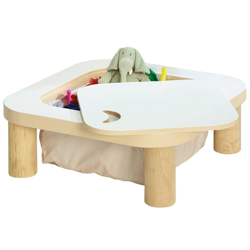 Furniture - Worlds Apart - Hello Homes Star Bright Toy Box Table