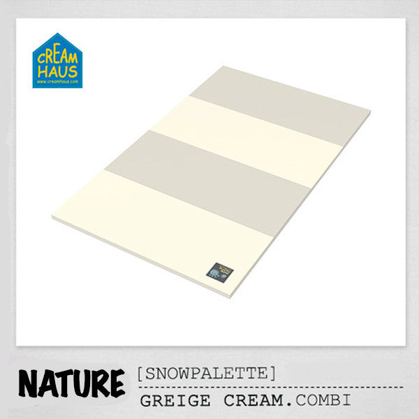 Creamhaus SnowPalette Nature 200 - Grey Combi