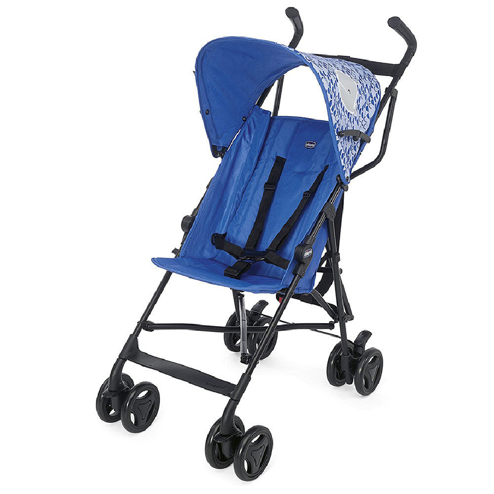 Chicco - Snappy Stroller Blue Whales