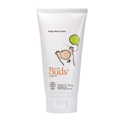 Buds Cherished Organics Happy Baby Cream