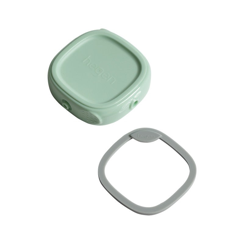 HEGEN PCTO™ BREAST MILK STORAGE LID GREEN
