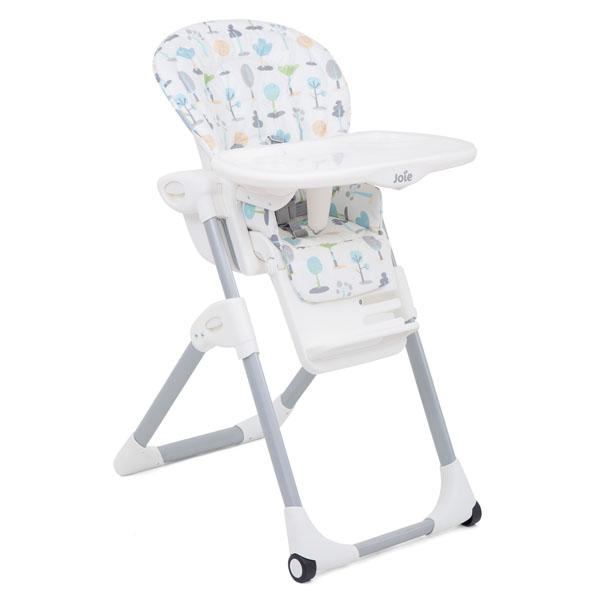 High Chair - Joie Mimzy PASTEL FOREST