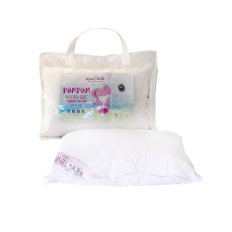 King Koil Junior Microgel Pillow for Babies