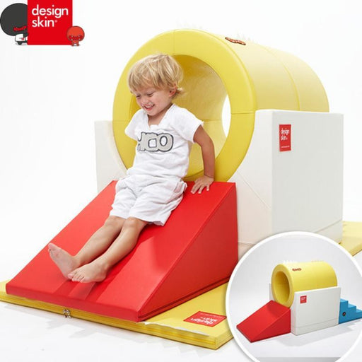 Kid Play Tunnel Set - Designskin Gym Kid Play Tunnel Set