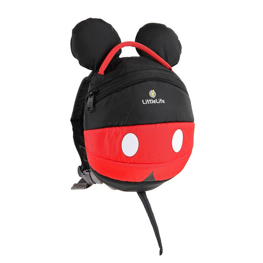 Kids Backpack - LittleLife Disney Mickey Mouse Toddler Backpack