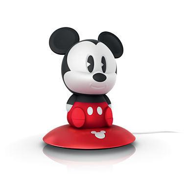 Kids Lighting - SoftPal Mickey Table Lamp LED