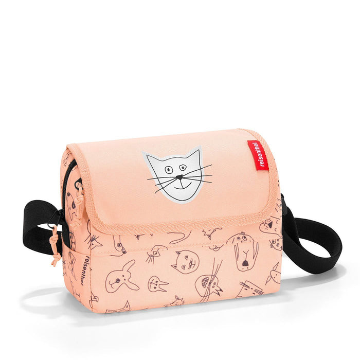 Kids - Reisenthel EverydayBag Kids Cats & Dogs Rose