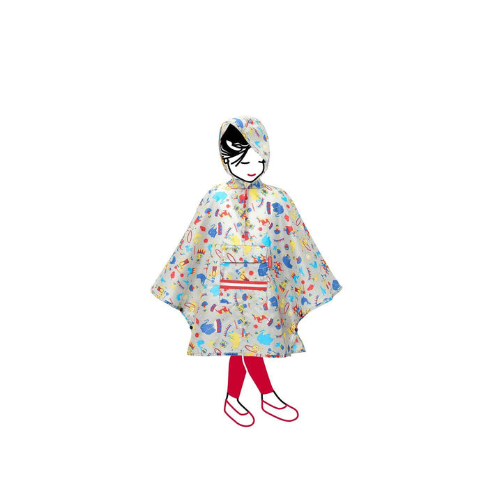 Kids - Reisenthel Mini Maxi Poncho M Kids Circus