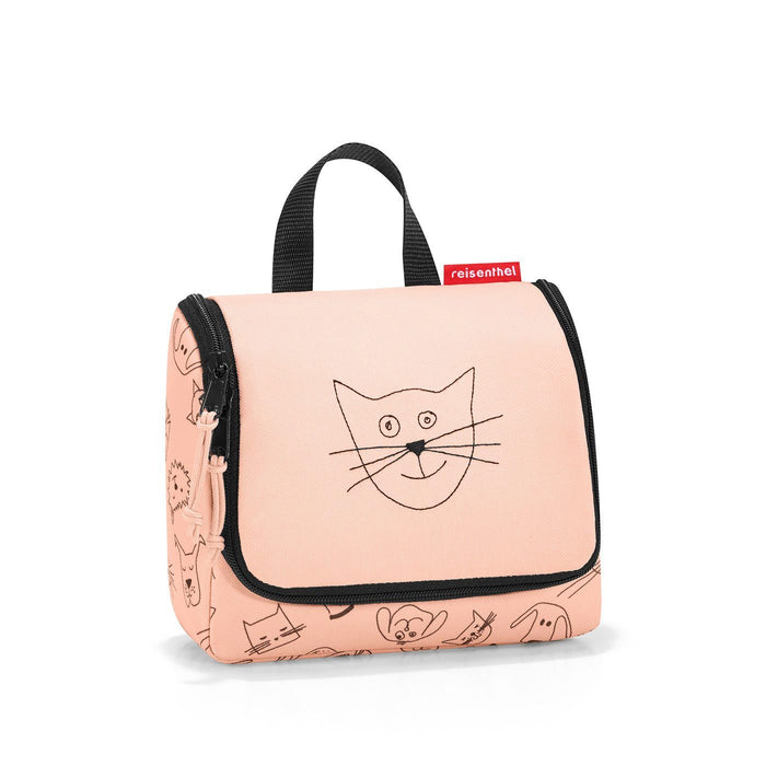 Kids - Reisenthel Toiletbag S Kids Cats & Dogs Rose
