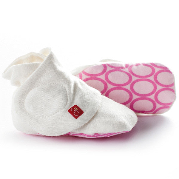 Guavaboots Baby Booties - Eclipse Pink - Little Baby
