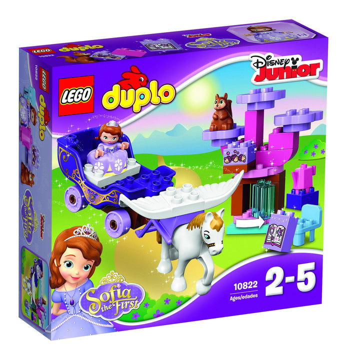 LEGO Duplo - LEGO DUPLO Sofia The First Magical Carriage 10822
