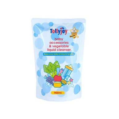 Liquid Cleanser - Tollyjoy Baby Accessories & Vegetable Liquid Cleanser Refill (900ml)