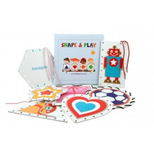 Little Tyro Shape & Play - Little Baby