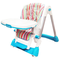 LUCKY BABY Royal™ Baby High Chair- Stripes - Little Baby