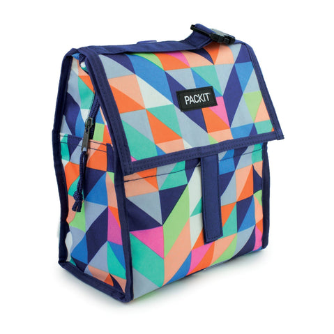 Lunch Bag - PackIt Freezable Lunch Bag - Paradise Breeze