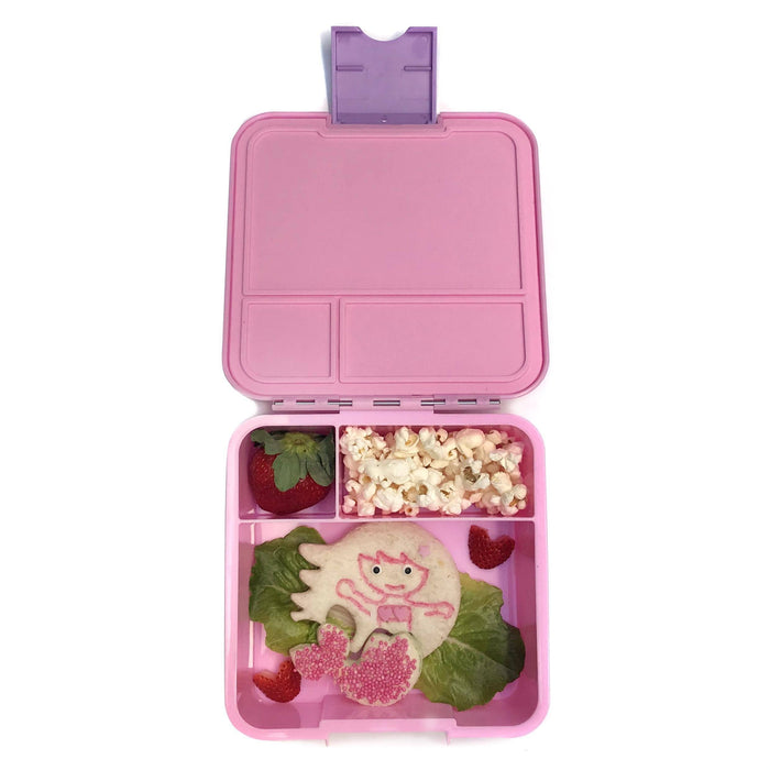 Lunch Box - Little Lunch Box Co - Bento Three - Mermaid