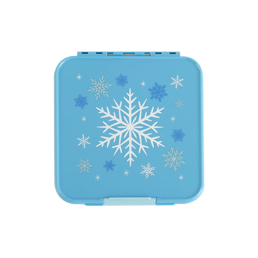 Lunch Box - Little Lunch Box Co - Bento Three - Snowflakes