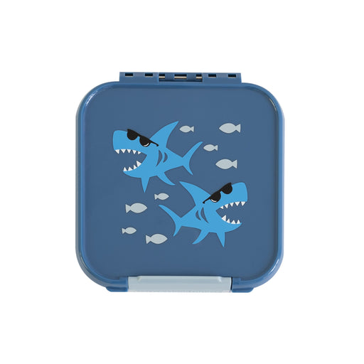 Lunch Box - Little Lunch Box Co - Bento Two - Shark