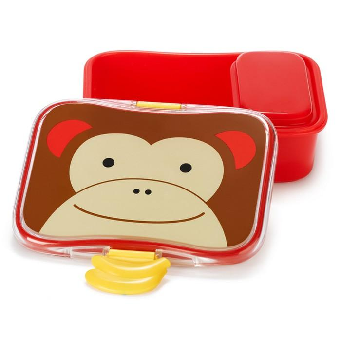 Lunch Box - Skip Hop Zoo Little Kid Lunch Kit - Monkey