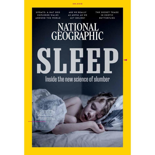 Magazine - National Geographic Magazine (12 Issues Per Year)