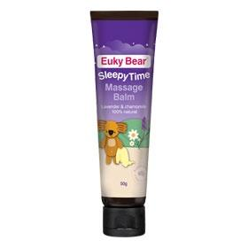 Massage Balm - Euky Bear Sleepy Time Massage Balm 50g (NEW)