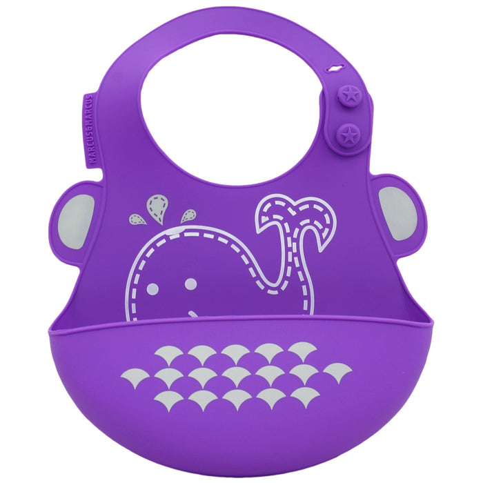 Meal Time - Marcus & Marcus Baby Bib - Willo